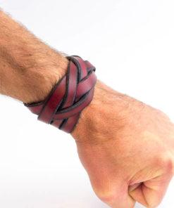 Flätat armband 2